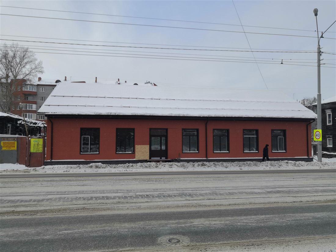 Retail в аренду по адресу Россия, Томская область, Томск, ул Розы Люксембург, д. 56А
