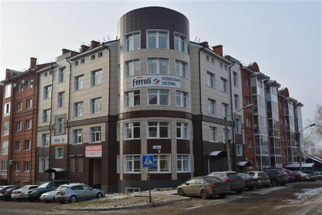 Томская область, Томск, ул Ачинская, д. 9