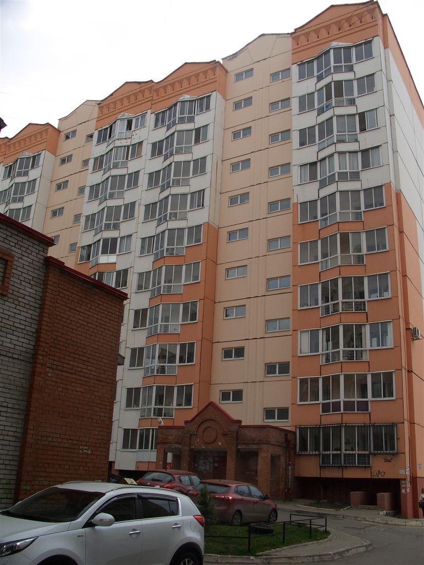1-комнатная квартира, Томск, Смоленский пер, д. 9
