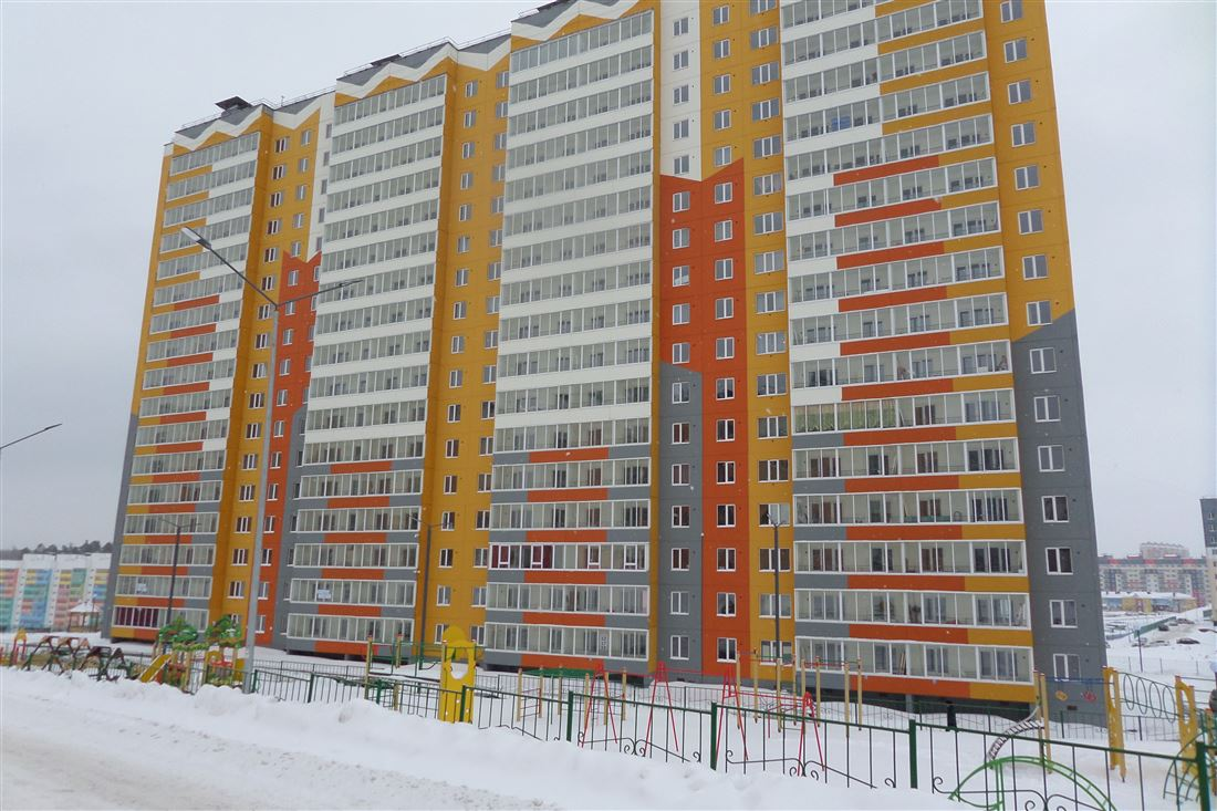 1-комнатная квартира, Томск, ул Юрия Ковалева, д. 45