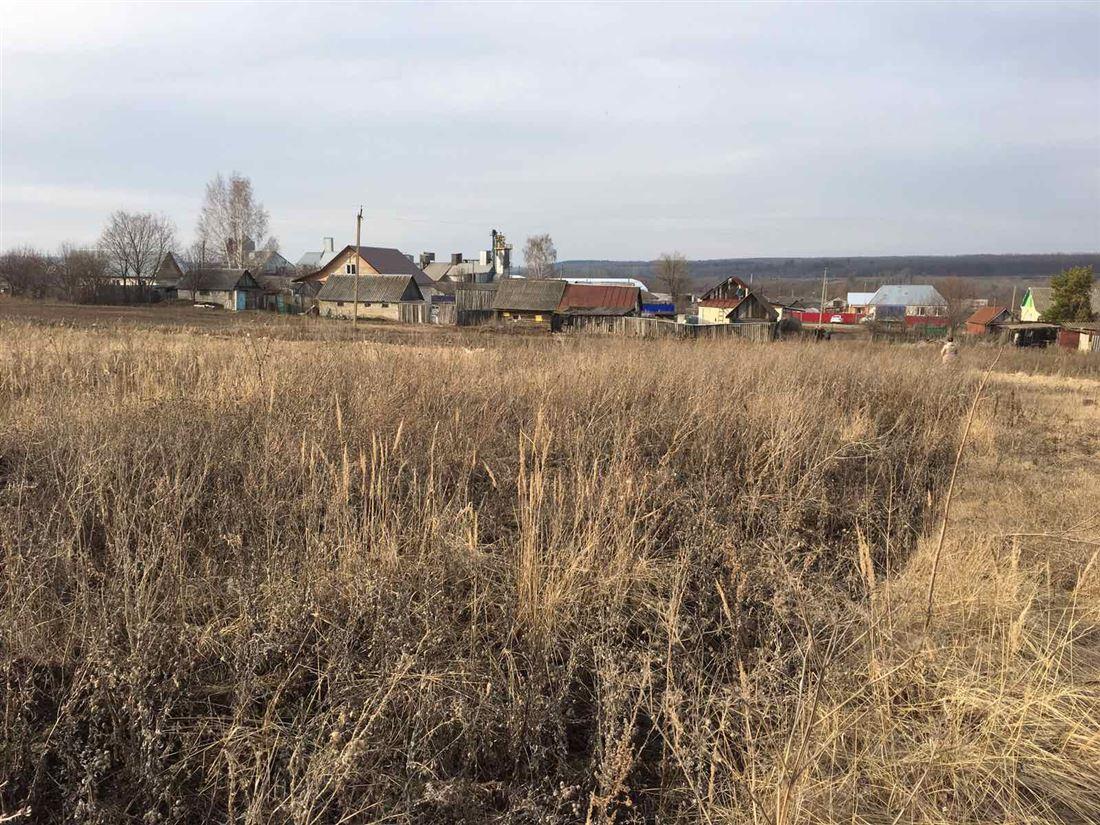 Купить земельный участок: с Константиновка, обл Пензенская