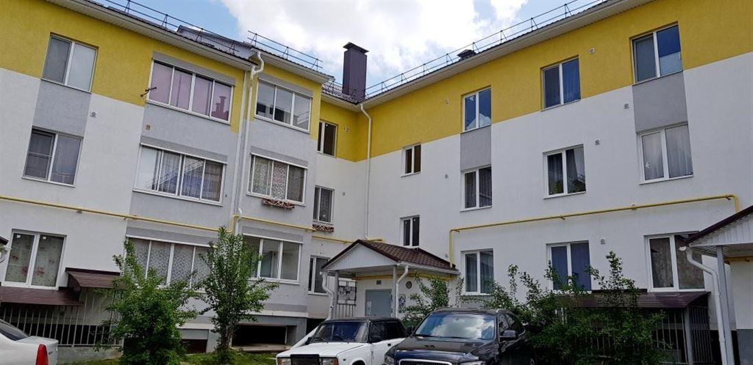 Белгородская область, Белгород, ул Виктора Лосева, д. 21