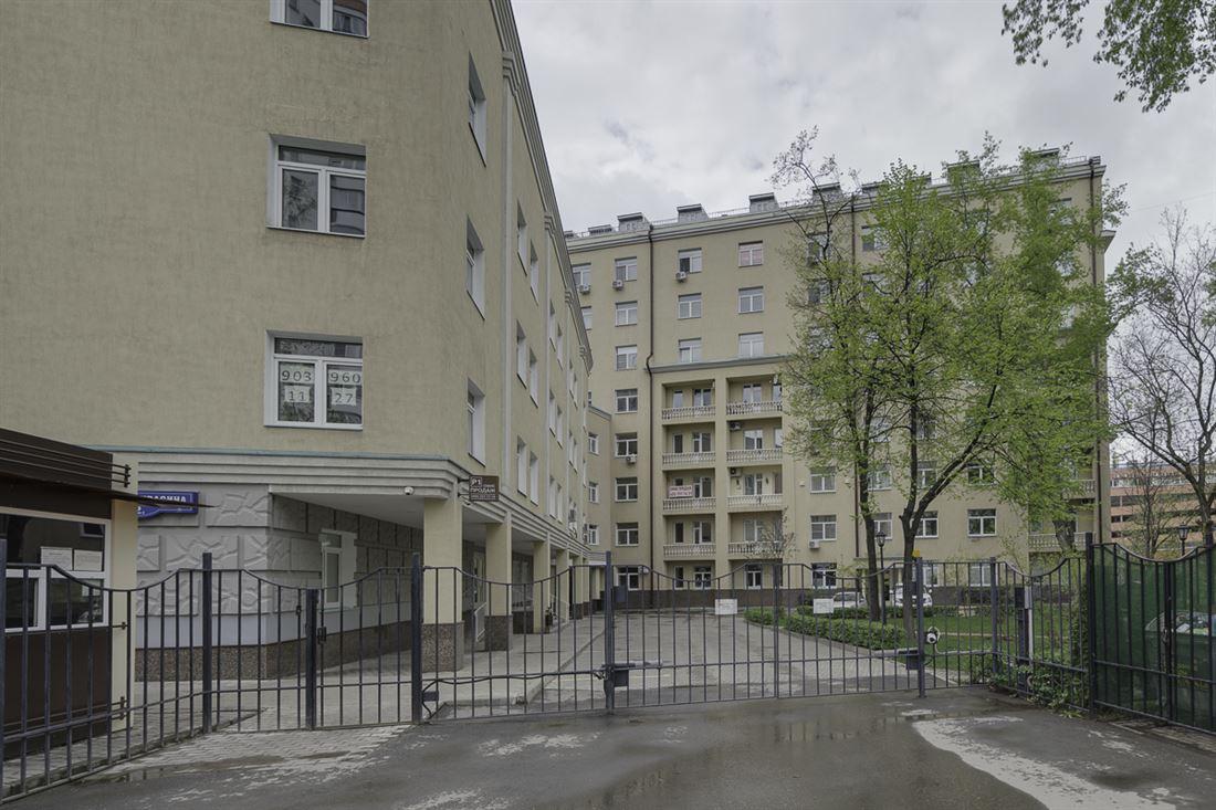 2-комн. квартира, Москва, Пресненский