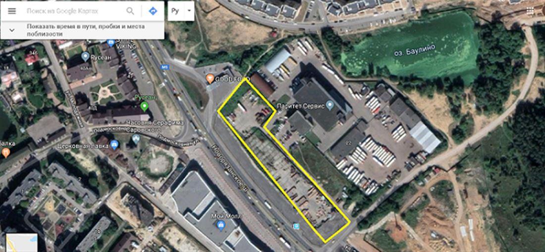 Land в аренду по адресу Россия, Московская область, Раменский, Островцы